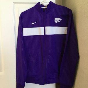 Kansas State University jacket by Nike